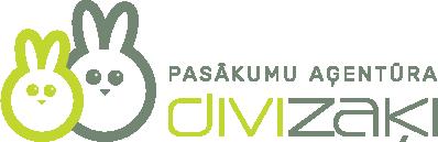 Divi Zaķi logo